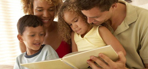 parents involved in schools reading with children