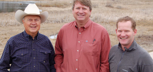 A slate of candidates — from left, Jim Smith, Mike Church and Blake Brueckner — were elected to four-year terms in the May 3, 2016 Pagosa Area Water and Sanitation District (PAWSD) election.