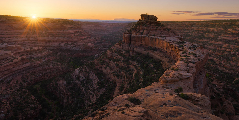 In Utah, Trump Announces Dramatic Decreases In Size To State's National Monuments